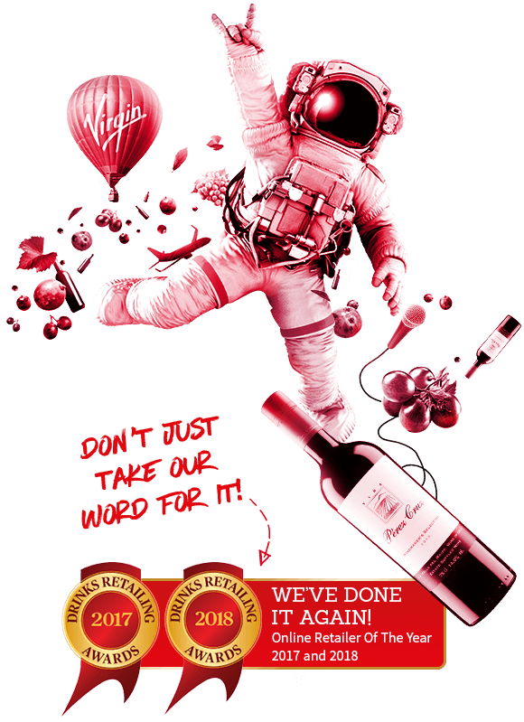 Virgin Wines are awesome!