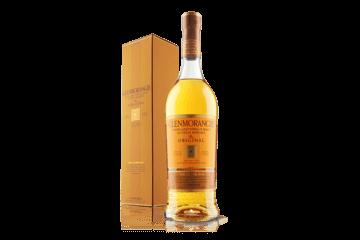 Glenmorangie Original 10yr Highland Single Malt Scotch Whisky in Branded Gift Box | Virgin Wines